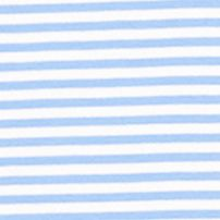 Shirts For Guys: Stripes & Prints: Harbor Island Blue Polo Ralph Lauren Striped Pima Soft-Touch Shirt