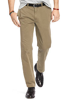 Polo Ralph Lauren Classic-Fit Cotton Chino Pants