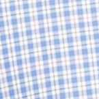 Men: Polo Ralph Lauren Casual Shirts: Royal Blue/Fuschia Polo Ralph Lauren POPLIN PLAID 401D COLLEGE ORANGE/ENGLISH IV