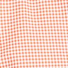 Men: Polo Ralph Lauren Casual Shirts: Sunset Orange/White Polo Ralph Lauren TWILL 408D FOREST/WHITE