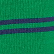 Shirts For Guys: Short Sleeve: Athletic Green/Newport Navy Polo Ralph Lauren SS STR MESH CLASSIC WINE/NEWPORT NAVY