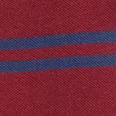 Shirts For Guys: Short Sleeve: Classic Wine/Newport Navy Polo Ralph Lauren SS STR MESH CLASSIC WINE/NEWPORT NAVY