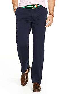 Polo Ralph Lauren Relaxed-Fit Flat-Front Chino Pant