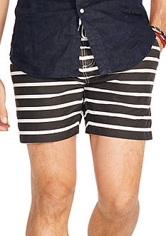 Polo Ralph Lauren Striped Mainship Swim Trunk