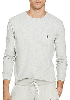 Polo Ralph Lauren Long-Sleeve Pocket T-Shirt
