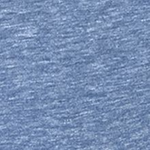 Guys T-Shirts: Solids & Stripes: River Blue Heather Polo Ralph Lauren SS VNECK TEE FRENCH TURQ