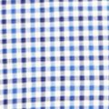 Young Men: Polo Ralph Lauren Casual Shirts: Royal/Blue Polo Ralph Lauren POPLIN CHECK 584C ROYAL/ORANGE