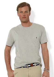 Polo Ralph Lauren Classic-Fit Pocket Crewneck T-Shirt