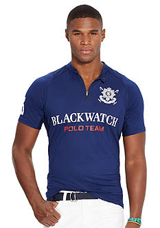 Polo Ralph Lauren Black Watch Stretch-Jersey Shirt