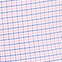 Mens Designer Shirts: Royal/Rose Polo Ralph Lauren OXFORD 664C ROYAL/CITRUS