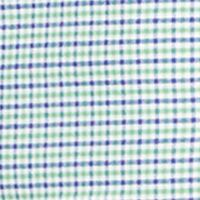 Mens Designer Shirts: Royal/Lime Polo Ralph Lauren OXFORD 664C ROYAL/CITRUS