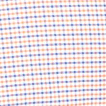Mens Designer Shirts: Royal/Citrus Polo Ralph Lauren OXFORD 664C ROYAL/CITRUS