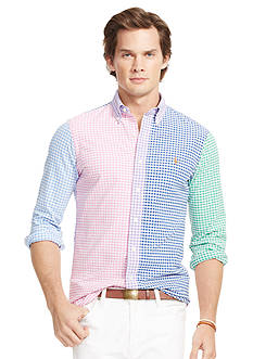 Polo Ralph Lauren Multi-Gingham Oxford Shirt