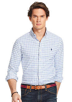 Polo Ralph Lauren Tattersall Oxford Shirt