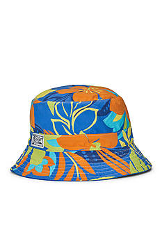 Polo Ralph Lauren Tropical Reversible Bucket Hat