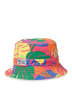 Polo Ralph Lauren Tropical Reversible Bucket Hat