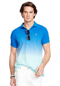 Polo Ralph Lauren Custom-Fit Ombr Polo Shirt