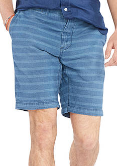 Polo Ralph Lauren Classic-Fit Striped Coastal Shorts