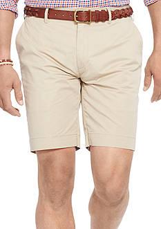 Polo Ralph Lauren Classic-Fit Pima-Blend Chino Shorts