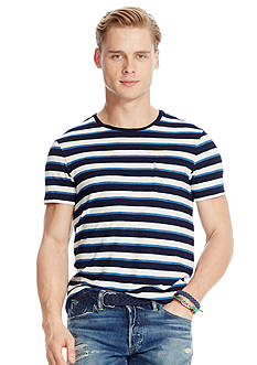 Polo Ralph Lauren Slub Cotton Jersey T-Shirt