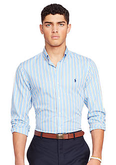 Polo Ralph Lauren Stripe Poplin Sport Shirt
