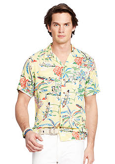 Polo Ralph Lauren Hawaiian Camp Shirt