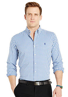 Polo Ralph Lauren Checked Stretch Performance Shirt