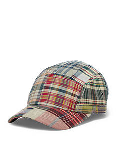 Polo Ralph Lauren Madras Camp Hat