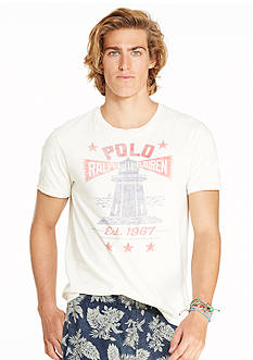 Polo Ralph Lauren Cotton Graphic T-Shirt
