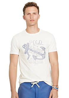 Polo Ralph Lauren Custom-Fit Graphic Tee