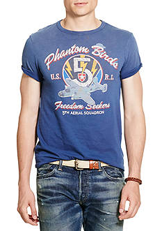 Polo Ralph Lauren Cotton Graphic Tee