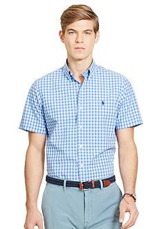 Polo Ralph Lauren Tattersall Poplin Sport Shirt