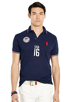 Polo Ralph Lauren Custom-Fit Country Polo Shirt