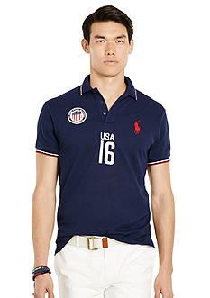 Polo Ralph Lauren Custom-Fit Country Polo Shirt