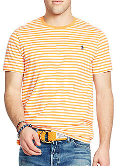 Polo Ralph Lauren Striped Jersey Crew Neck Tee