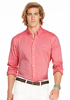 Polo Ralph Lauren Oxford Long Sleeve Shirt