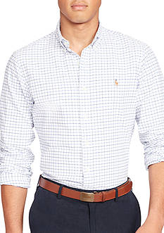 Polo Ralph Lauren Tattersall Oxford Shirt