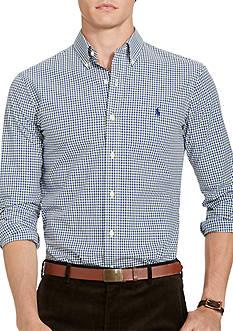 Polo Ralph Lauren Gingham Poplin Shirt