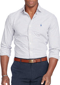 Polo Ralph Lauren Slim-Fit Checked Estate Shirt