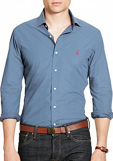 Polo Ralph Lauren Cotton Poplin Sport Shirt