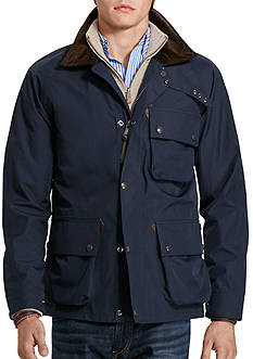 Polo Ralph Lauren Water-Resistant Utility Jacket