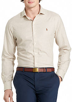 Polo Ralph Lauren Checked Twill Estate Shirt