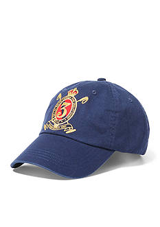 Polo Ralph Lauren Cotton Twill Sports Cap