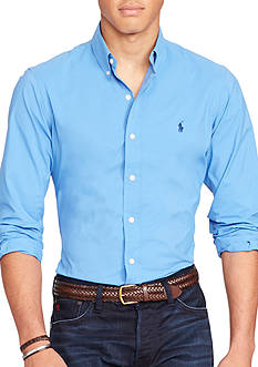 Polo Ralph Lauren Performance Poplin Shirt