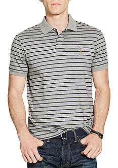 Polo Ralph Lauren Striped Pima Soft-Touch Polo Shirt