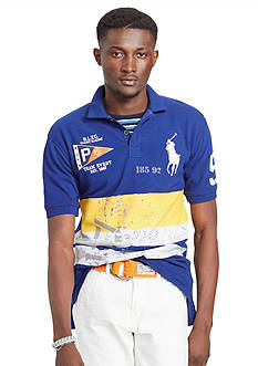 Polo Ralph Lauren Classic-Fit Nautical Polo Shirt