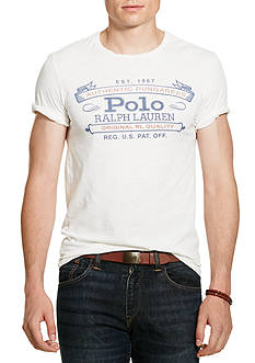 Polo Ralph Lauren Custom-Fit Graphic T-Shirt