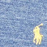 Polo Ralph Lauren Big & Tall Sale: River Blue Heather Polo Ralph Lauren SS SOLID MESH SPRING LILAC