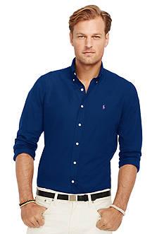 Polo Ralph Lauren Big & Tall Poplin Shirt
