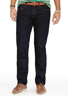 Polo Ralph Lauren Big & Tall Hampton Straight-Fit Jeans